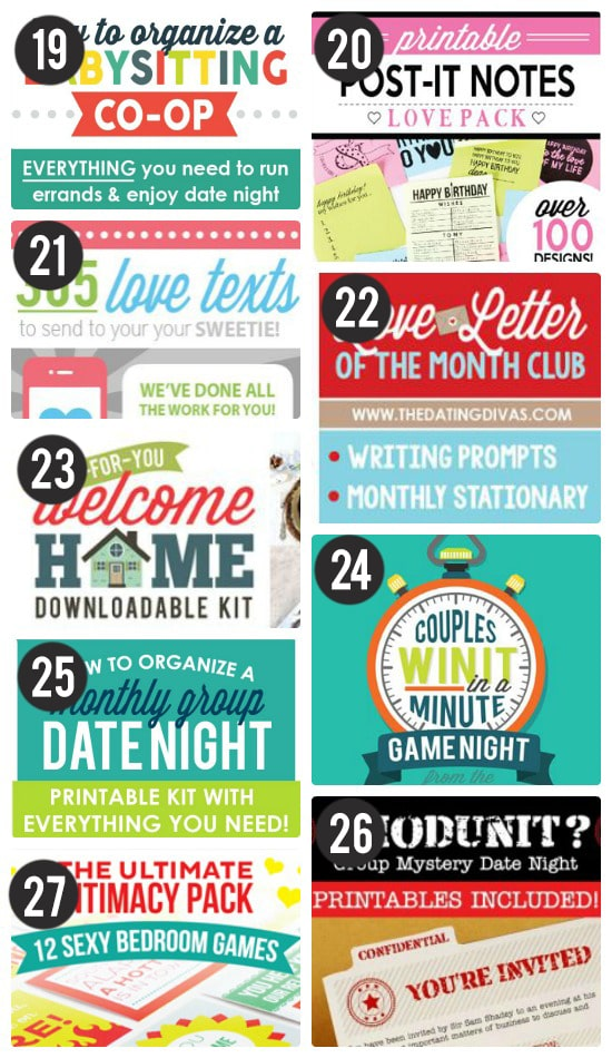 Twitter Giveaway Date Ideas