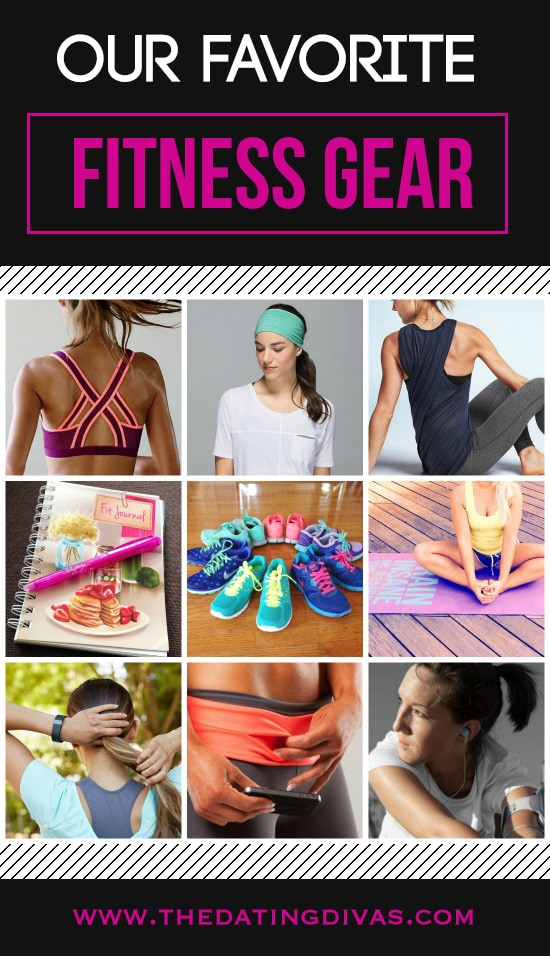 Our Favorite Fitness Gear and Products