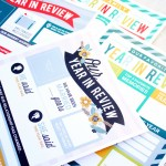 Our Year In Review Free Printables