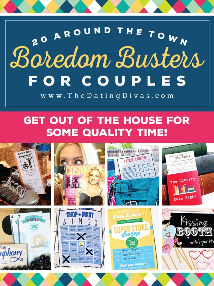 Out on the Town: Couples Boredom Busters