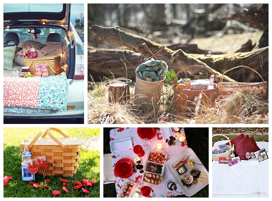 Outdoor Picnic Date Night Ideas