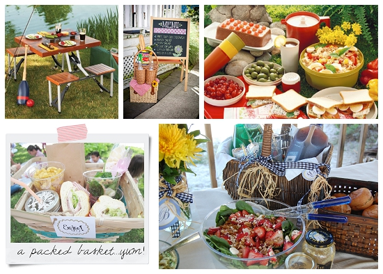 Outdoor Picnic Ideas Perfect for Date Night