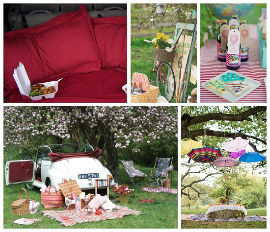 Romantic Backyard Date Ideas : Outdooroor Picnic Date Ideas