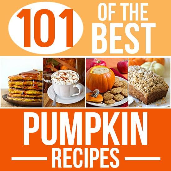 Over 100 Delicious Pumpkin Recipes