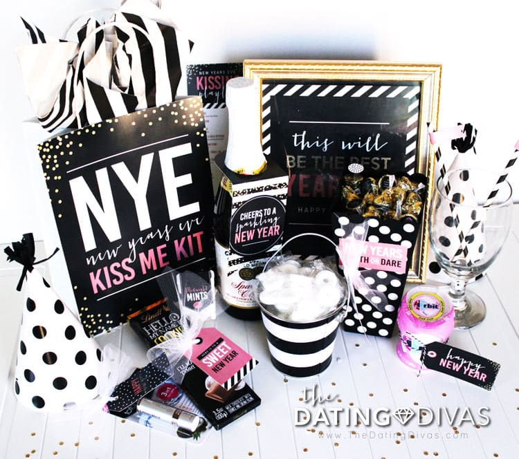 New Years Eve Celebration Idea