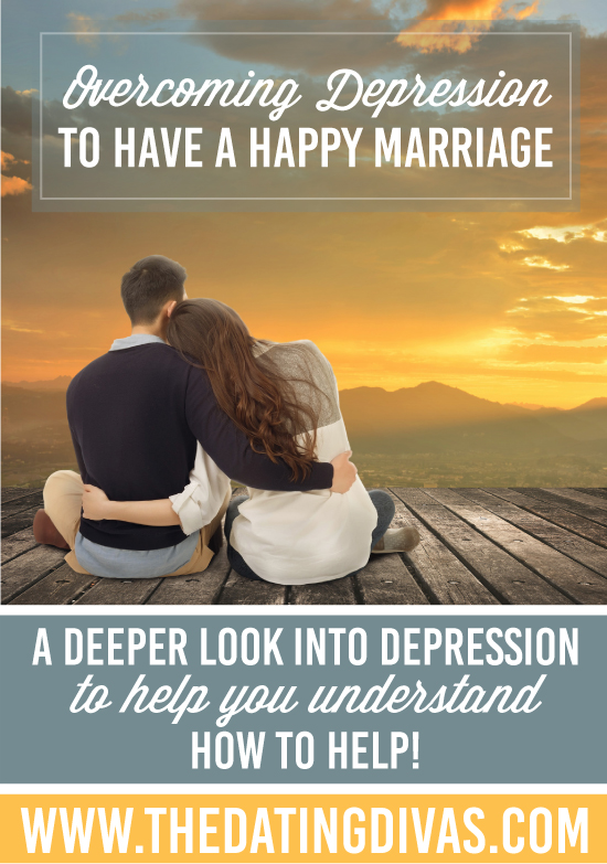 Overcoming Depression to Have a Happy Marriage