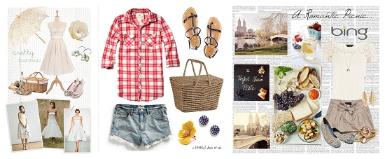PIcnic Outfits For Date Night