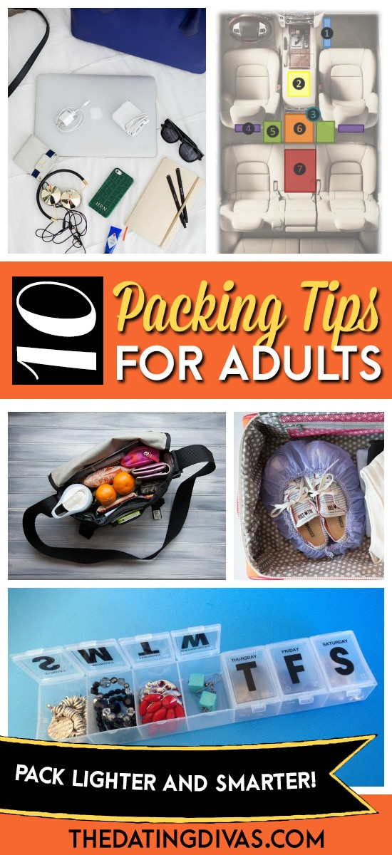Packing Tips For Adults