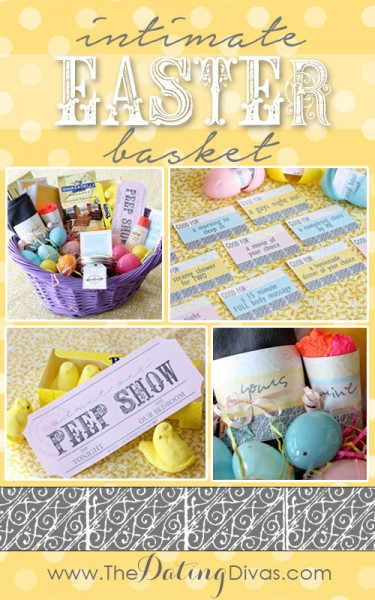 Paige - April Basket - Pinterest