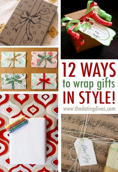 Paige - Dec Wrap it Up - Pinterest