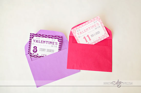 Paige - Jan 12 Days - Envelopes Web
