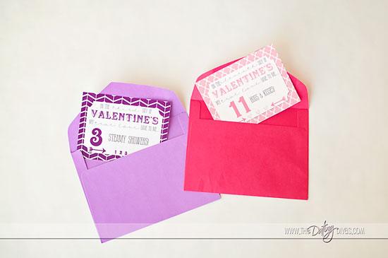Paige - Jan 12 Days - Envelopes Web