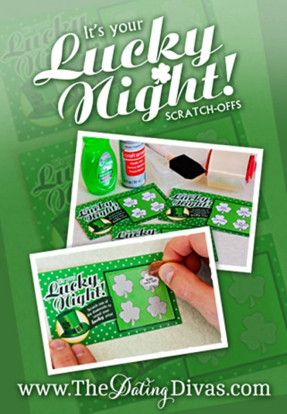 Paige - March Lucky Night - Pinterest