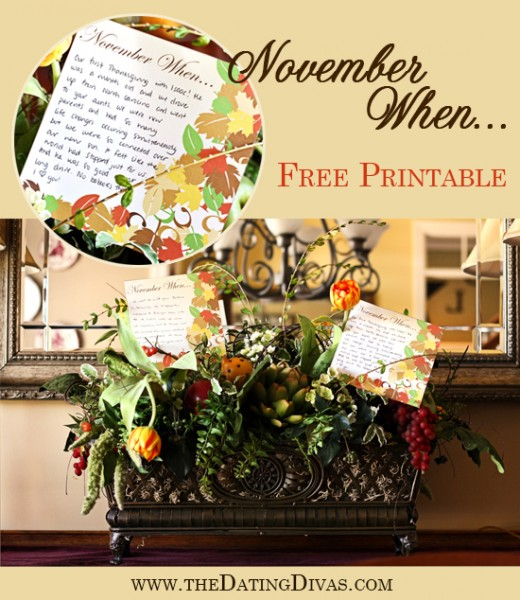 Paige - Nov November When - Pinterest