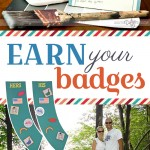 Earn Your Badges Date