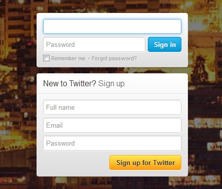 Paige - Twitter Tutorial - Signup