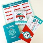 Passport to Love- Romantic Gift Idea
