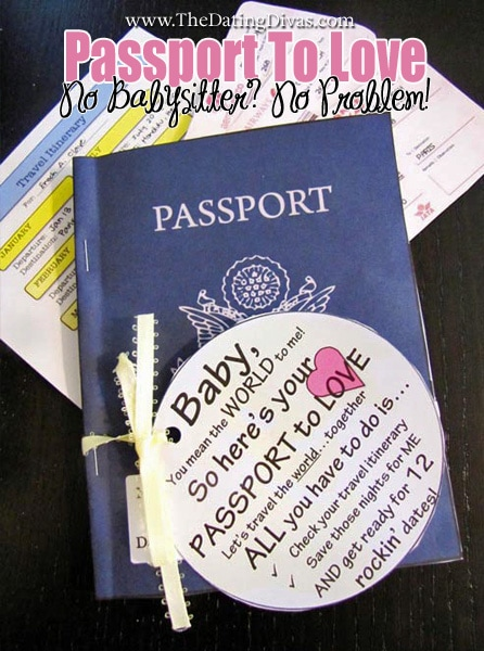 dating divas passport Dating divas intimacy if you feel like that intimate connection with your spouse has fallen flat lately,  the dating divas printables, dating divas passport to love.