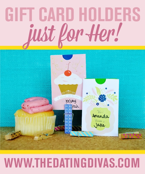 Free Gift Card Holders For Her