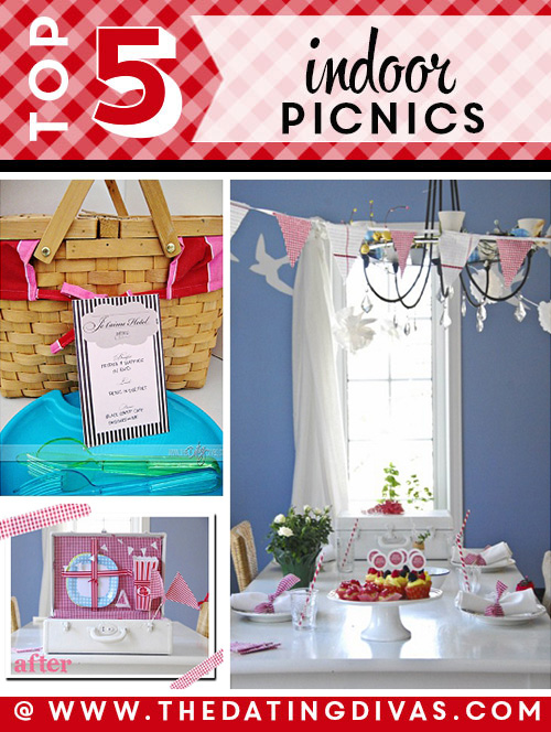 Perfect Indoor Picnic Date Ideas