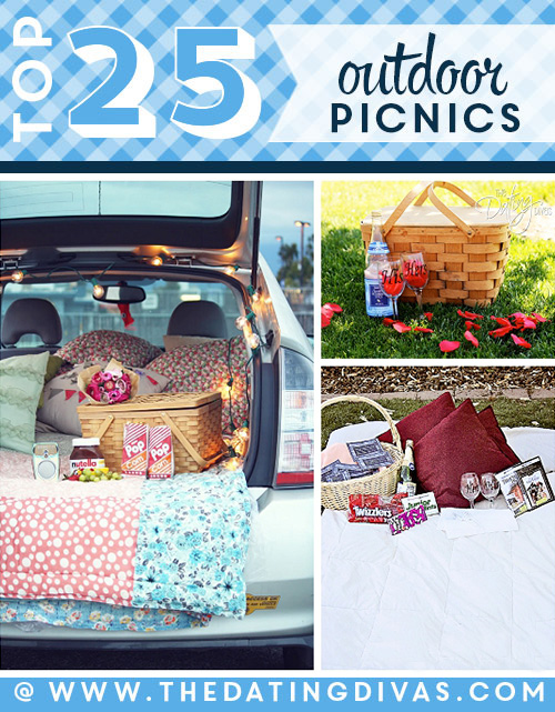 Perfect Outdoor Picnic Date Ideas