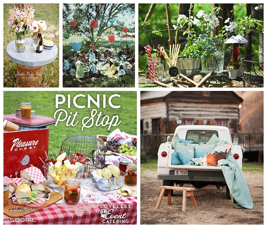 Perfect Outdoor Picnic Dates
