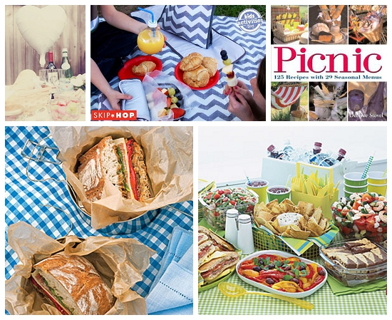 Picnic Basket Breakfast Ideas : Of the best picnic date ideas