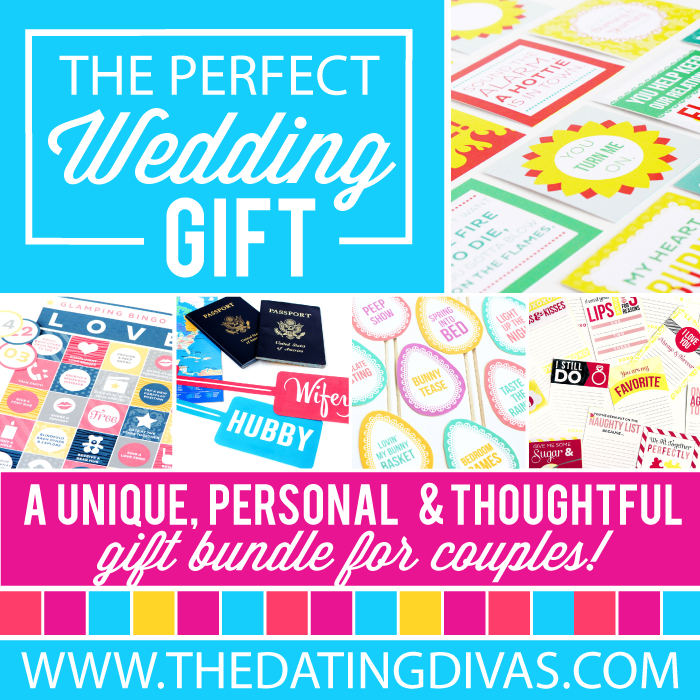 Perfect Wedding Gifts: The Perfect 2015 Wedding Gift : The Dating Divas