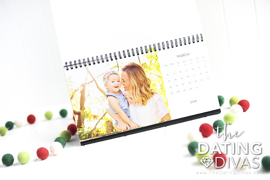 Personalized Desktop Calendar