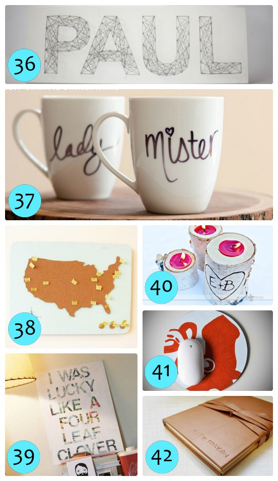 Diy Gifts For Husbands