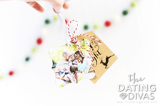 Personalized Picture Ornament