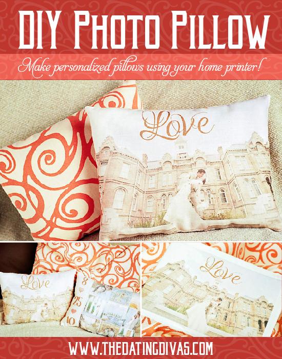Photo Pillow Pinterest Pic