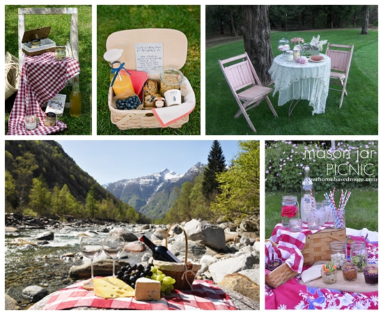 Romantic Backyard Picnic Ideas : Picnic Date Ideas for Outdoors