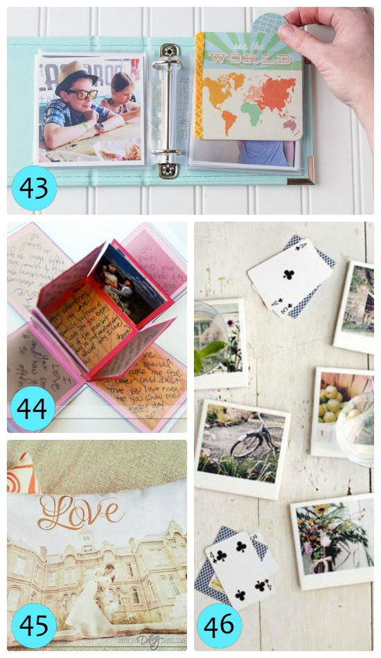 picture gifts for men