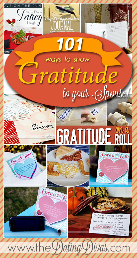 Chrissy - 101 Ways To Show Gratitude To Your Spouse - Pinterest Pic
