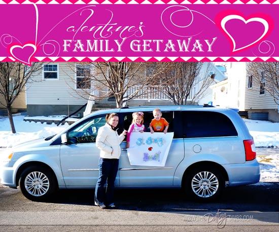 Valentine's Family Getaway Chrysler