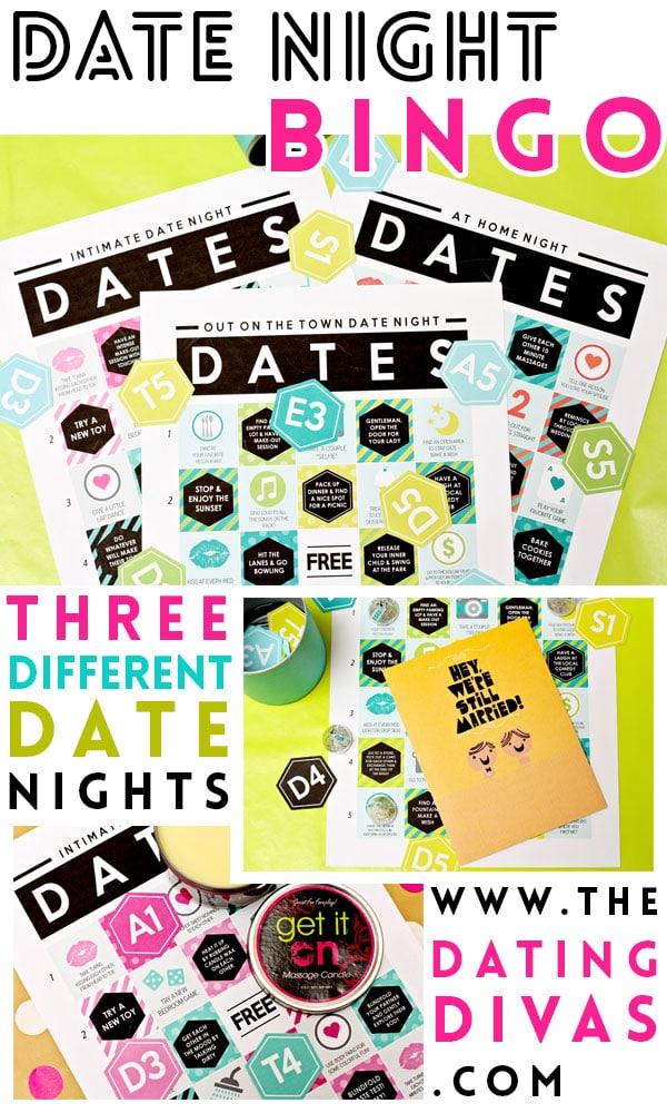 3 Date Night Ideas
