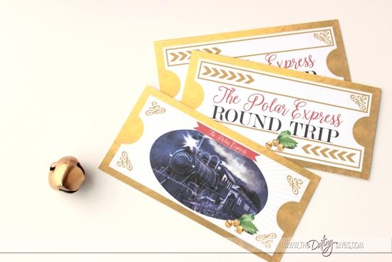 Polar Express Night Printables