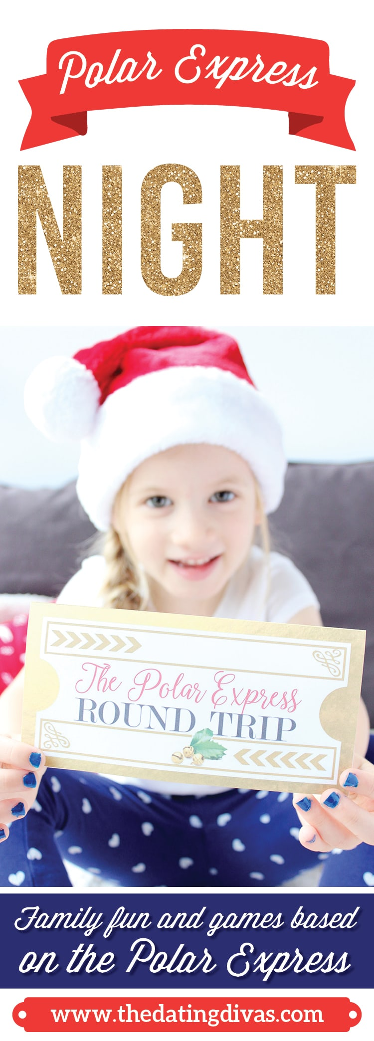 Polar Express Night Printables