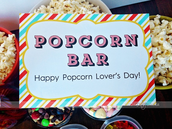 popcorn dating As seen in movie theaters , america's #1 popcorn seasoning brand, kernel season's, adds flavor and fun to your popcorn bar, party, or movie night.