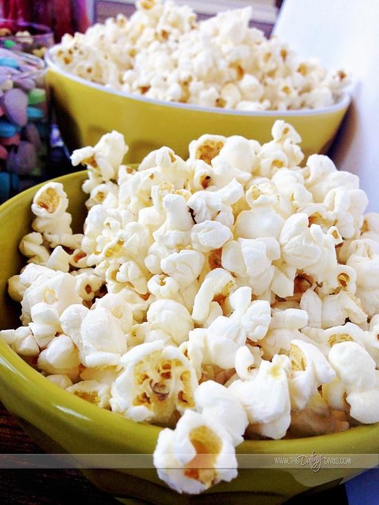 Popcorn Bar from www.thedatingdivas.com