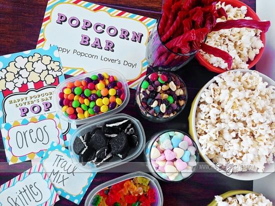 Popcorn Lover's Date Night from www.thedatingdivas.com