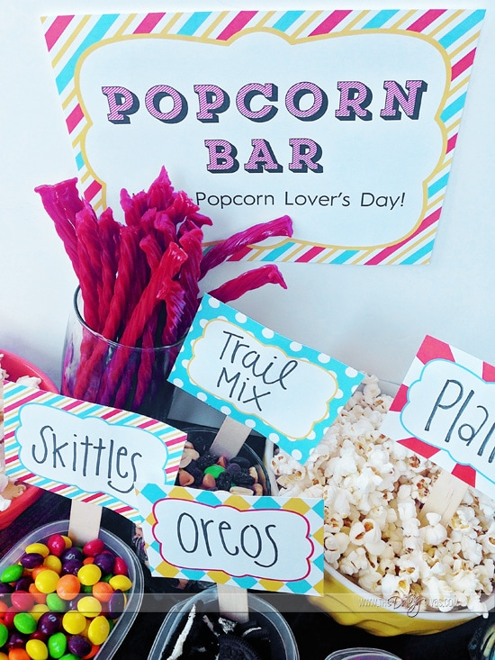National Popcorn Lover's Day from www.thedatingdivas.com