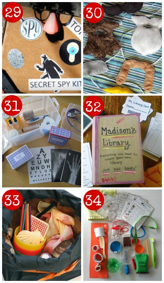 6 Pretent gift ideas for kids