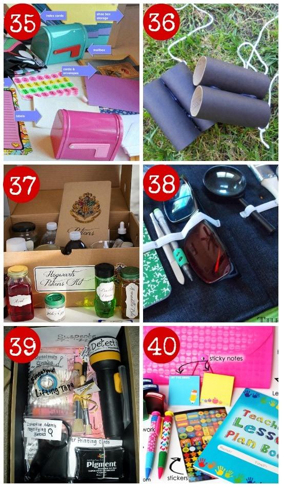 6 Pretent DIY gift ideas for kids
