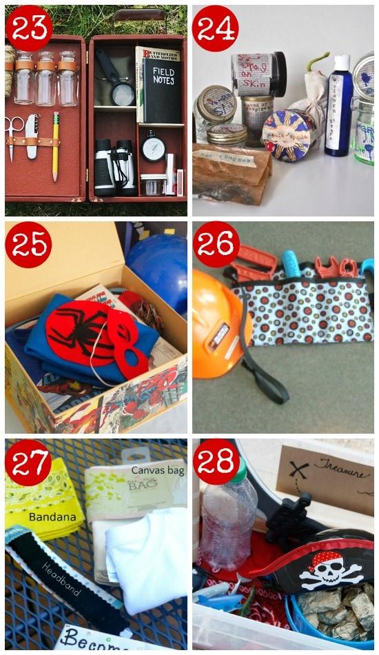 Pretent DIY Gift Kits for Kids