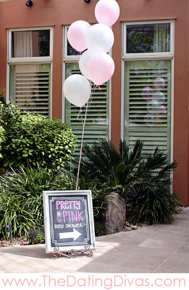 Pretty In Pink Baby Shower For Girl - Lots of Ideas