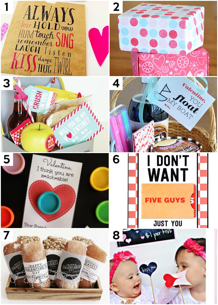 Easy Last Minute Valentine's Gifts
