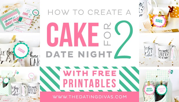 Cake Date Night For 2!