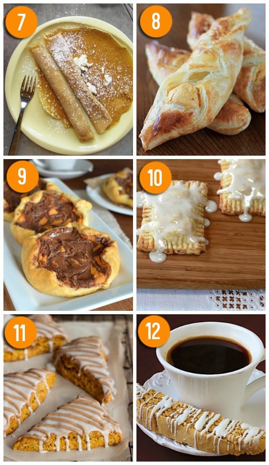 Autumn breakfast recipes and ideas.   The Dating Divas